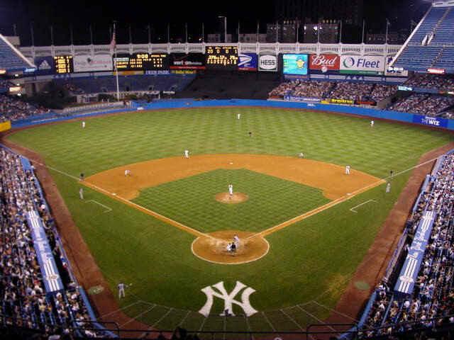 yankee baseball:
